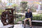 박현주의 그곳에서 만난 책 <7> 김참 시인과 시집 '빵집을 비추는 볼록거울'
