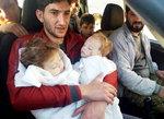 """미국 """"시리아 참극, 유엔 단합 못하면 독자 행동"""""""