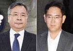 """특검 """"이재용 승계 뇌물""""…변호인 """"예단·추측 수사"""""""