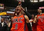 웨스트브룩, 42번째 트리플더블...한 시즌 최다 NBA 신기록
