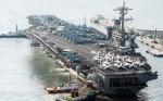 16일, '북한 위협' 속 펜스 미국 부통령 방한