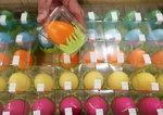 올해 부활절 계란 보기 힘들다...유래는 예수 십자가 대신 시몬은 계란 장수, 십자군 전쟁 징병되 여인의 선행설 등