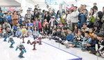 로봇·3D 프린팅 등 오감만족 체험, 아이들 호기심 자극
