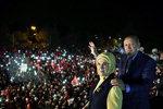[터키 대통령제 개헌 국민투표] 에르도안 '21세기 술탄' 등극…철권통치·종신집권 길텄다