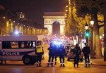 프랑스 대선(현지시간 23일) 사흘 앞두고 파리 도심서 총격전