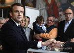 프랑스 대선 1차투표 개시…마크롱·르펜 우위 속 4파전