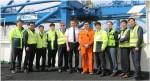 홍콩선사 OOCL, 부산신항 BNCT 터미널에 2년여 만에 다시 기항