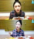 김청하, 반쪽이 된 얼굴...솔로 데뷔 위해 다이어트