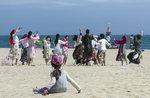 [포토에세이] 해운대서 즉흥춤 축제