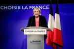 """르펜, 마크롱 당선에 축하 인사 … """"프랑스 직면한 과제 잘 해결하길"""""""