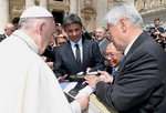 교황님은 태권도가 '10단'