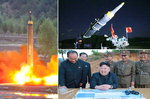 북한 '화성-12' IRBM 평가…ICBM 직전 도달