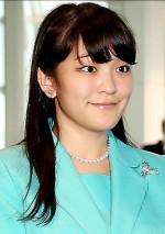일왕 손녀 마코, 대학동기 고무라와 약혼