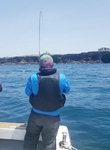[조황] 부산 앞바다 형제섬 참돔·방어 잦은 입질