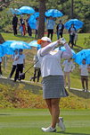 박인비, 국내 골프 첫승 도전