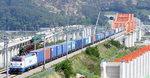 80량, 길이 1.2㎞ 화물열차 운행 성공 '물류혁신'