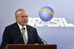 브라질에도 대통령 탄핵 논란...미쎄우 테메르 '버티기'
