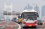해상교량 통과 1011번 버스 출퇴근 때 탑승 허탕 일쑤