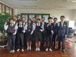 주례1동 청소년지도협의회, 주감중학교 학생 5명 선정·장학금 지급
