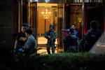 필리민 마닐라 총격 현장서 40대 한국인 숨져