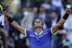 라파엘 나달 프랑스오픈 결승 10전 전승 달성하나...바르린카와 11일 경기