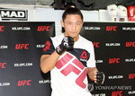 승리 절실한 UFC 김동현 이게 무슨 일인가...상대 구티 몸에 이상 생겨 경기 무산