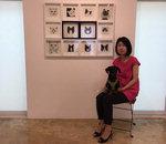'청바지 작가' 최소영, 동물 드로잉에 빠진 까닭