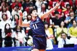 한세트도 못따낸 한국, 월드리그배구 일본에 패