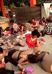 중국유치원 이번엔 폭발 참사…최소 70여 명 사상