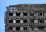 """(1보) 런던 경찰 """"아파트 화재 실종자 현재 58명"""""""