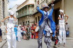 '오래된 미래 도시'를 찾아서 <22> 쿠바 아바나 오비스뽀 거리, 밤의 열기 속 다시 찾는 거리