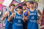 한국 3 대 3 농구, FIBA 월드컵 첫 승
