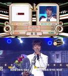 '뮤뱅' 황치열, GD 꺾고 1위...GD 음반점수 '0점'