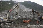 """쓰촨 대지진에 이은 '산사태'... """"충격이 아직 가시질 않았는데"""