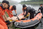 가평 북한강서 익수사고 발생..40대 남성 의식 못찾아