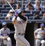 추신수, 양키스 상대 3점포 '쾅'...12호 홈런에 '보살'