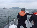 테러범 해상 침투 방어 훈련