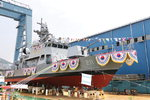 한진중공업, 해군함정 9척 3500억 원 규모 수주