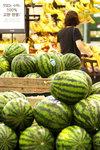 과일 등 신선식품 물가 21% 급등