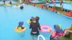 [영상] '팔방미인' 부산항 해수온천 야외수영장에 가다