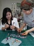 규방공예 배우기- 한땀한땀 꿰매고 매듭 묶어 만든 '우리의 멋'