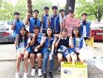 김해 해피청소년봉사단, 환경정화 봉사활동 실시