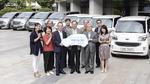 수출입은행 전국 다문화가정시설 차량 후원
