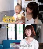 """[사람이 좋다] 송경아 """"교포도 반한 손칼국수""""…힘든데 아기 예뻐"""