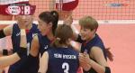 월드 그랑프리 국제여자배구 한국-폴란드 경기 시작
