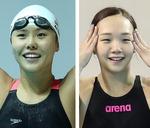 안세현·김서영 여자수영 연일 새 역사