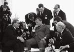 [아침의 갤러리] Leonid Brezhnev, Willy Brandt,Bonn, 1973-바바라 클렘 作
