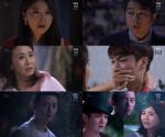 '언니는 살아있다' 오윤아, 박광현에 라이타 들이대며 추궁…21.3% 최고의 1분 등극