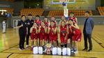 부산대 여자농구부 전국대회 첫 우승