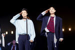 슈퍼주니어 동해·은혁, SMTOWN LIVE 도쿄돔 공연 통해 전역 인사